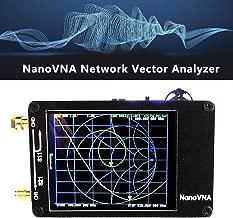 Leiyini Antenna Analyzer Vector Network Analyzer with Antenna TFT Screen Accuracy Antenna Detector Meter for NanoVNA