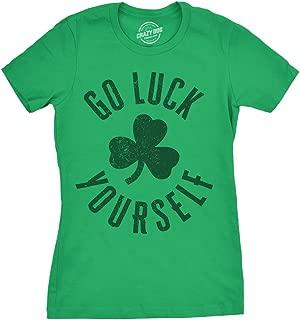 go green shamrock