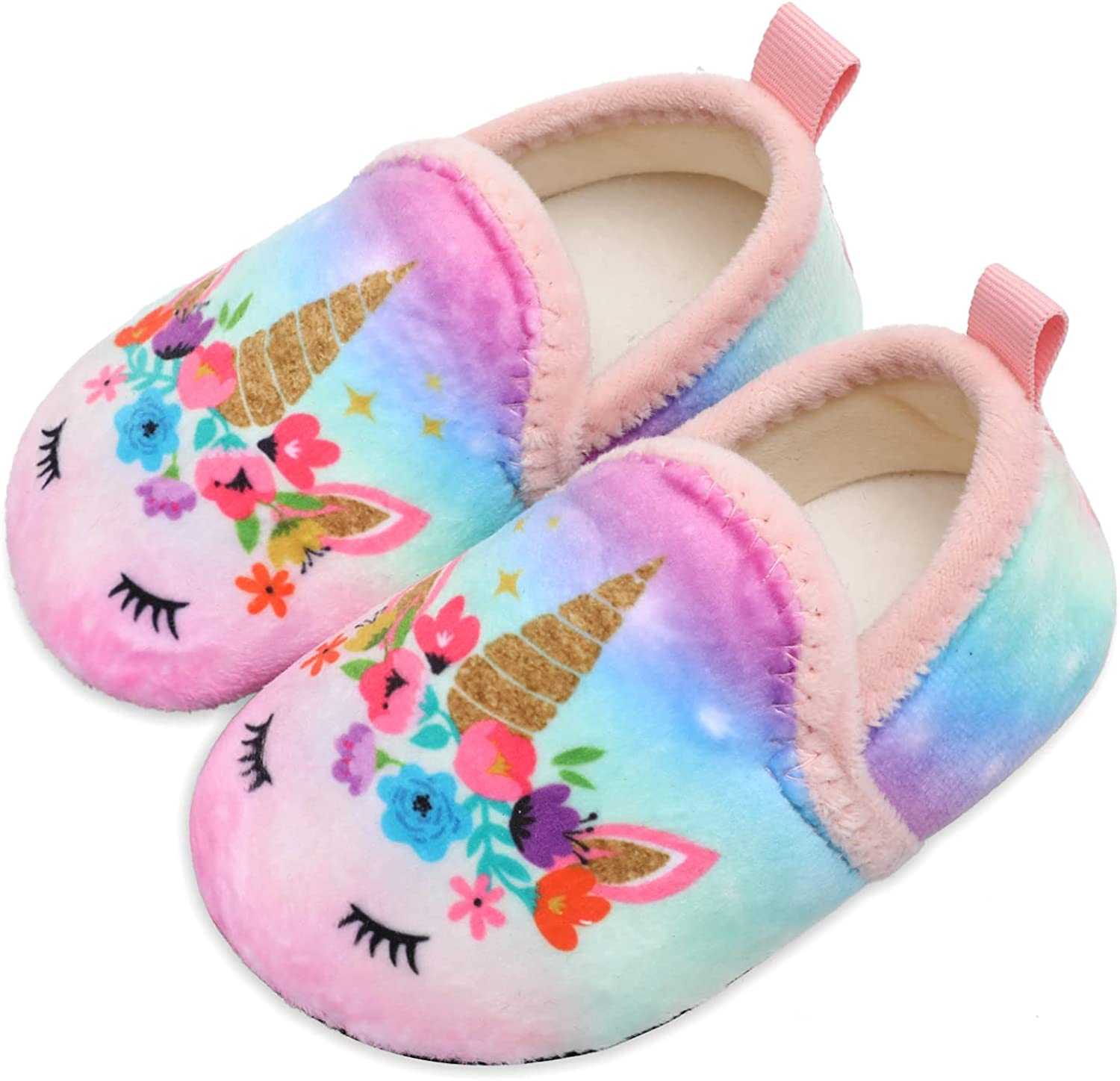 Lisdwde Kids Winter Indoor Household Girls Shoes Max 69% OFF Boys Max 74% OFF Toddler Ho