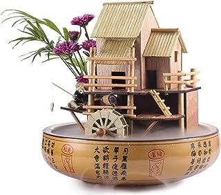 Lifegard Aquatics R440863 Bamboo House Fountain, 10