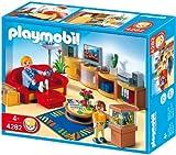 PLAYMOBIL - Salón, Set de Juego (4282)