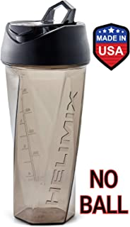 Helimix Vortex Blender Shaker Bottle 28oz | No Blending Ball or Whisk Needed | Best..