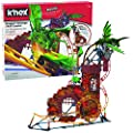 K'NEX Thrill Rides – Twisted Lizard Roller Coaster Building Set with Ride It! App – 403Piece – Ages 7-12 yrs Building Set (Amazon Exclusive) from K'NEX