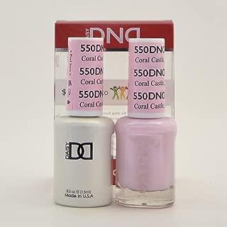 DND Gel & Matching Polish Set (550 - Coral Castle, FL)