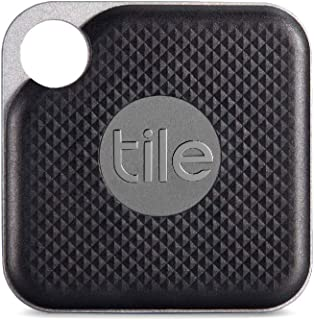 Tile Pro Black(電池交換版) 探し物/スマホが見つかる 紛失防止 日米シェアNo.1 スマートスピーカー対応【日本正規代理店品】 EC-15001-AP