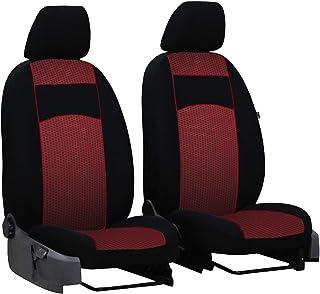 Toyota Yaris II 2005-2011 Maßgefertigt Maß Sitzbezüge Sitzbezug Velours