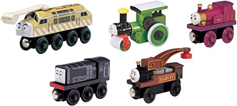 Learning Curve Thomas & Friends Wooden Railway - Calling All Engines! Gift Pack