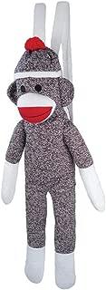 Pennington Bear Company The Original Sock Monkey Backpack, 24