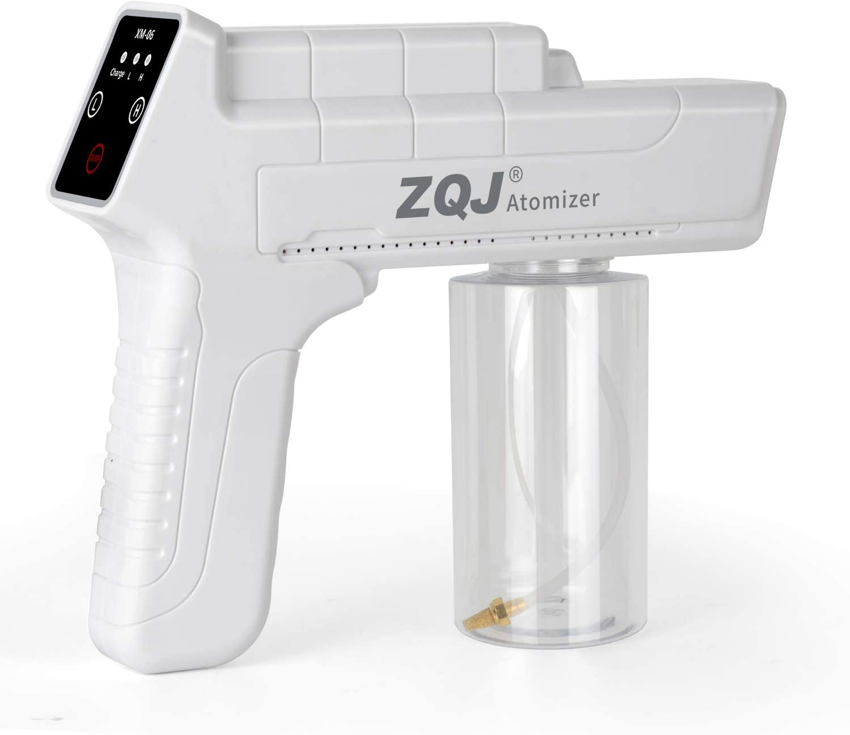 KMENY Nano latest Spray Disinfectant Gun Mach Fogger Cordless Portland Mall Portable
