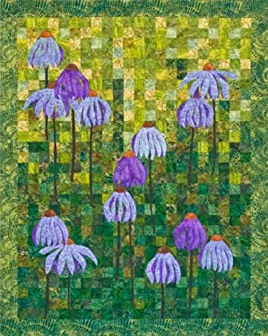Coneflower Garden quilt pattern by 4th & 6th Desgins (Barbara Persing and Mary Hoover)