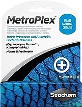 Seachem MetroPlex Metronidazole Parasite Bacteria SALTWATER FRESHWATER Aquarium