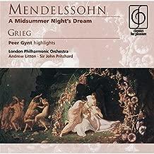 Midsummer Night's Dream Overture / Peer Gynt