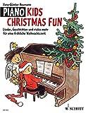 Piano Kids Christmas Fun: Lieder, Geschichten und vieles mehr für eine fröhliche Weihnachtszeit. Klavier. - Hans-Günter Heumann