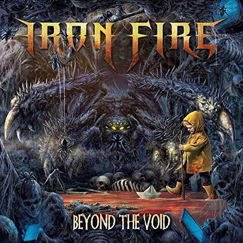 Iron Fire: Beyond the Void (Audio CD (Digipack))
