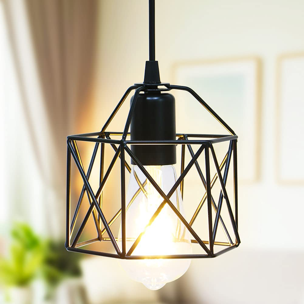 quality assurance Locuetyn Mini industial famous Chandelier for Room Geometric pe Living