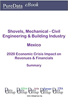 Shovels, Mechanical - Civil Engineering & Building Industry Mexico Summary: 2020 Economic Crisis Impact on Revenues & Financials (English Edition)