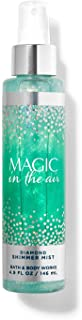 Bath and Body Works Diamond Shimmer Mist - 4.9 fl oz Full Size - Magic in the Air