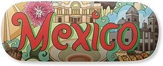 Teotihuacan Sintagma Mexico Graffiti Gl Case Eyegl Hard Shell Storage Spectacle Box
