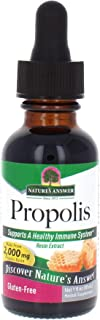 Nature's Answer Alcohol-Free Propolis Resin, 1-Fluid Ounce - Bee Propolis, Propolis Extract