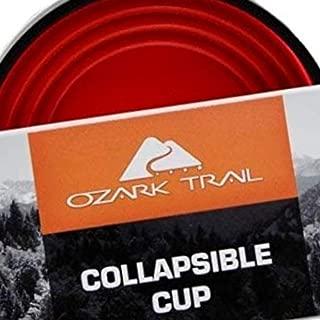 OZARK TRAIL Lightweight Collapsible Hiking Cup Mug