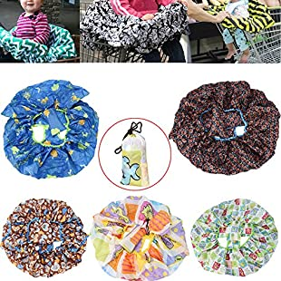 Customer reviews Gaddrt Shopping Cart Cover Grocery Shopping Cart Baby Seat Cover High Chair Cover for Baby (C):Carsblog