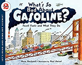 bad things about gasoline