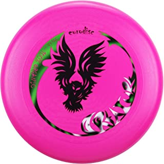 Eurodisc 175g not Discraft Ultimate Frisbee Competition Sport Disc design CREATURE PINK MAGENTA