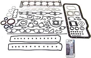 DNJ Full Gasket/Sealing Set FGS9042/ For 86-92 Toyota / Cressida, Supra 3.0L L6 DOHC Naturally Aspirated, Turbocharged designation 7M-GE