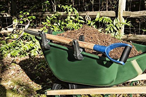 WORX WA0235 Aerocart 2-Pack Universal Wheelbarrow Tool Holder