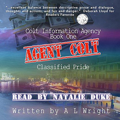 Agent Colt: Classified Pride cover art