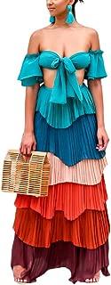ruffle top skirt