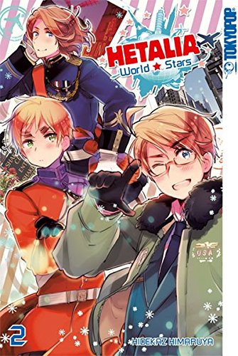 Hetalia - World Stars 02