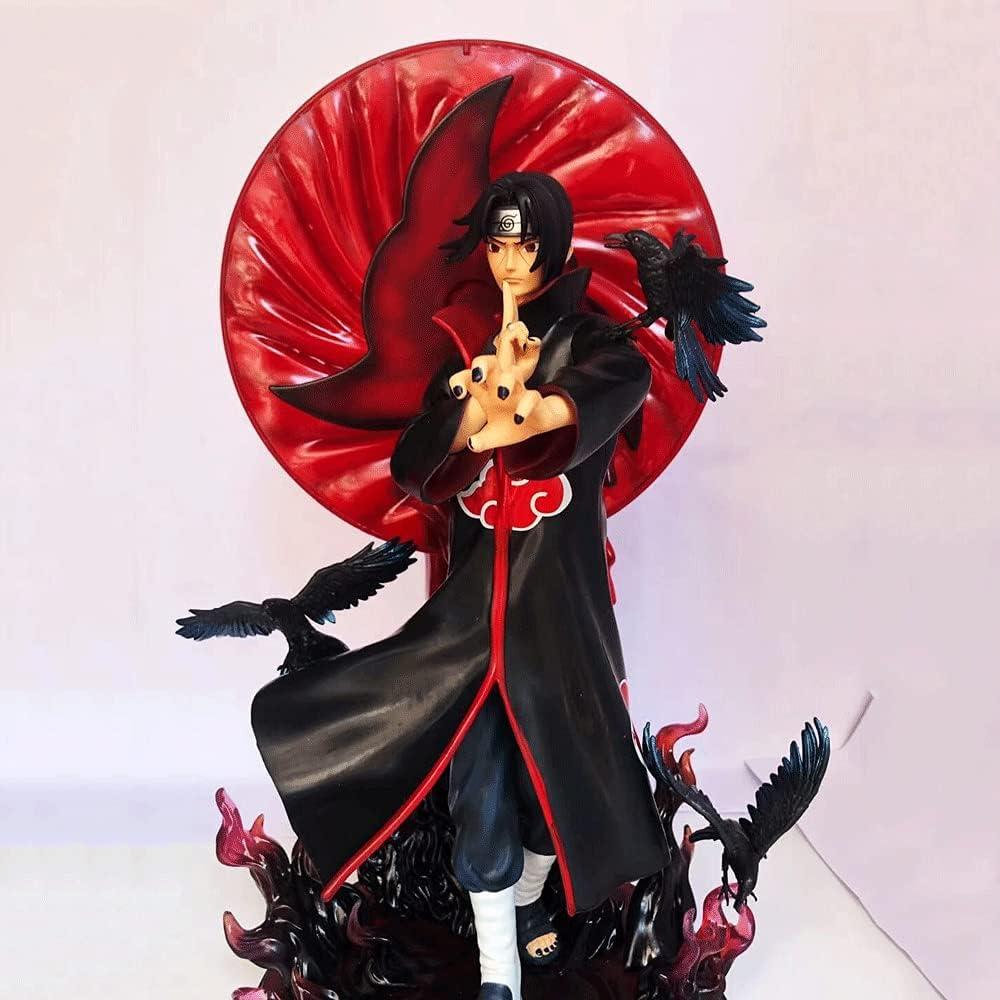 WANGCH Naruto specialty shop Akatsuki Uchiha R Illuminated Crow Ranking TOP14 Itachi