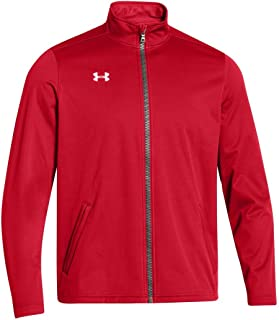 Under Armour Ultimate Team Men's Jacket (Red, Medium)