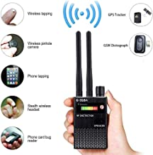 ILYO Anti-Spy RF Signal Detector Anti-Tracking Anti-Sneak Detector for Hidden Camera Device Detectors in Hotels for Business Negotiations