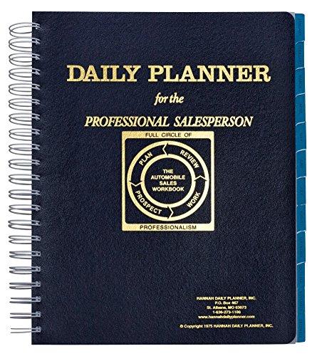 Hannah Daily Planner