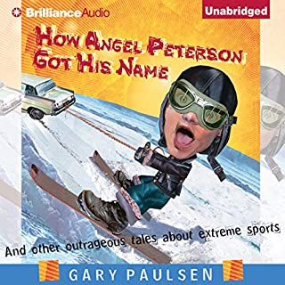 How Angel Peterson Got His Name cover art