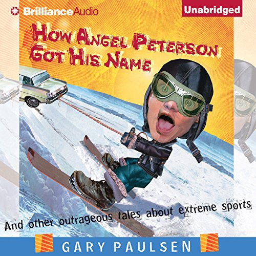 How Angel Peterson Got His Name audiobook cover art