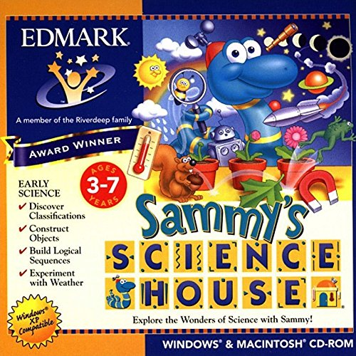 Price comparison product image Sammy's Science House