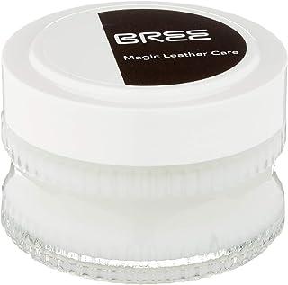 BREE Damen Magic Leather Care Schultertasche Weiß (White)