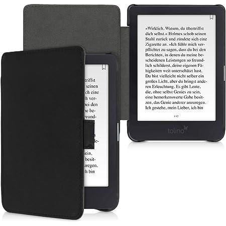 Kalibri Tolino Shine 3 Hülle Leder Ebook Ereader Elektronik