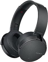 Sony 950N1 Extra Bass Wireless Bluetooth Noise Cancelling Headphones - MDRXB950N1/B (Renewed)