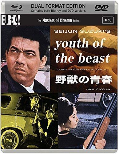 Youth of the Beast ( Yajû no seishun ) (Blu-Ray & DVD Combo) [ Origen UK, Ningun Idioma Espanol ] (Blu-Ray)