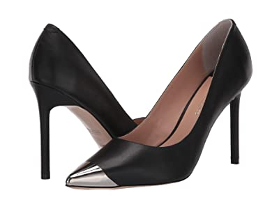 Tony Bianco Leni (Black Capretto) Women