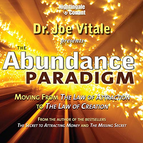 The Abundance Paradigm audiobook cover art