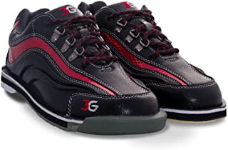 3G Mens Sport Ultra Black/Red Right Hand
