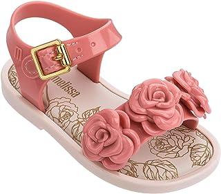 mini melissa Girl's Mar Sandal III BB (Toddler/Little Kid)