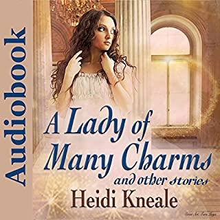 A Lady of Many Charms and Other Stories Titelbild