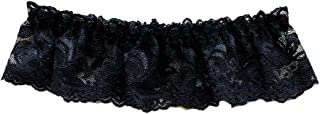 2 Pieces Lace Wedding Garters for Bride Super Soft Bridal Prom Garters