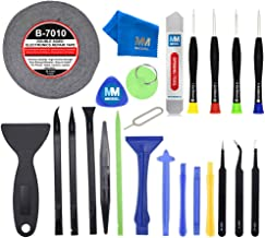 MMOBIEL 24 in 1 Professional Repair Toolkit Screwdriver Set incl 2mm Adhesive Tape for Various Smartphones and Tablets